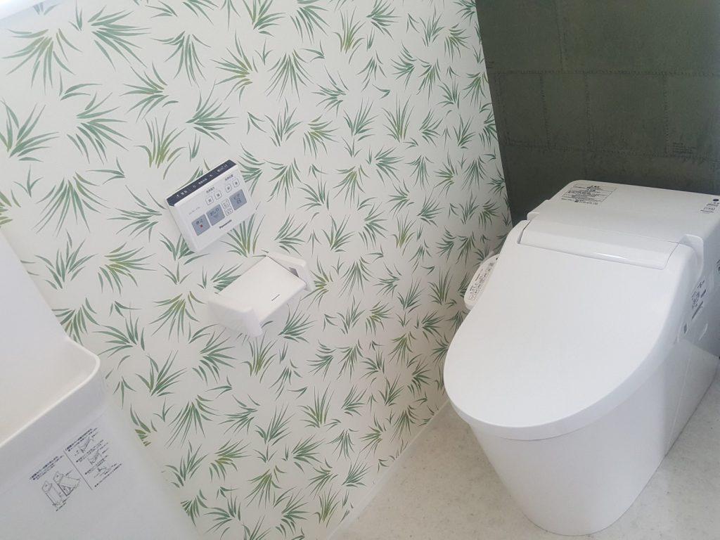 施工事例 トイレ