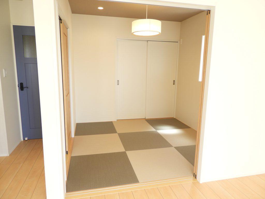 施工事例 和室